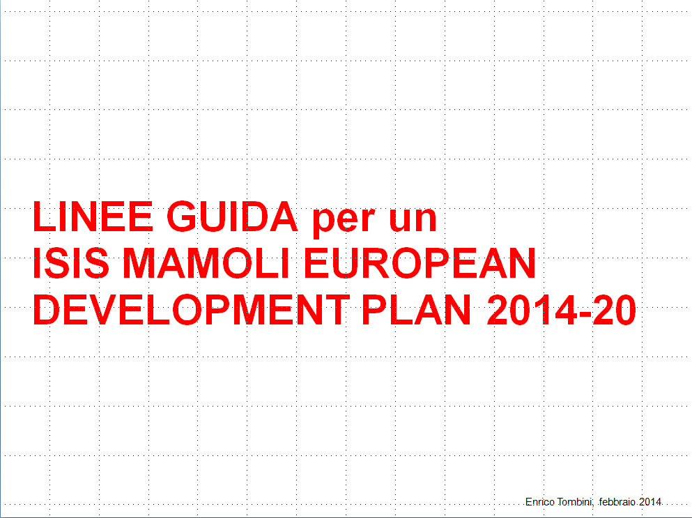 img development plan